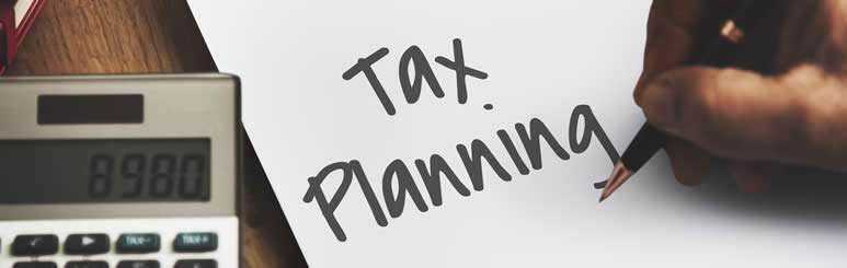 tax planning business