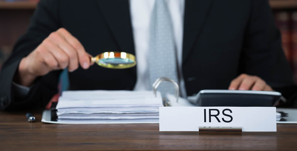 irs laws related to websites
